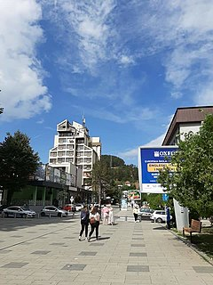 Bijelo Polje Town and municipality in Bijelo Polje Municipality, Montenegro