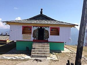 Bijli Mahadev - Bijli Mahadev Temple