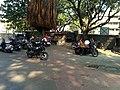 Bike Parking in Shaniwar Wada.jpg