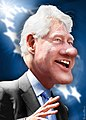 Bill Clinton - Caricature (6358422543).jpg
