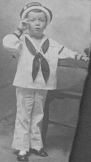 Bill Erwin - Erwin c. 1918