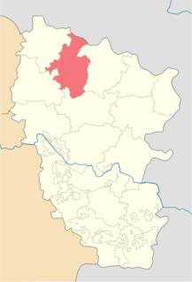 Bilokurakyne Raion Raion in Luhansk Oblast, Ukraine