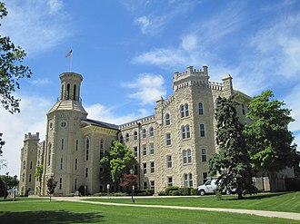 Liberal arts college - Wheaton College, a Christian liberal arts college in Illinois