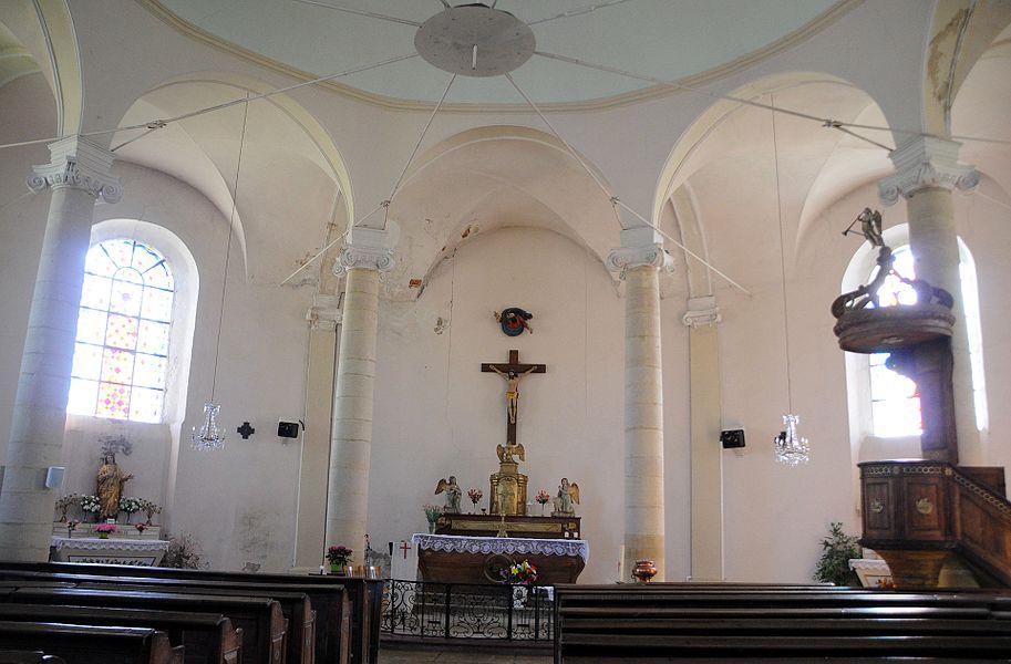 Église Saint-Martin de Blondefontaine