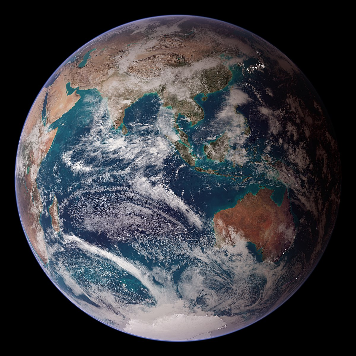 Indian Ocean - Wikipedia