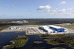 Blue Origin construction site at Exploration Park.jpg