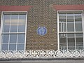 Blue plaque Henry Irving 3174.JPG