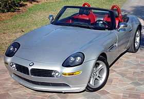 BMW Z8 (E52) - Wikipedia, the free encyclopedia
