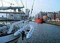 Boats and Yachts in Canning Dock, Liverpool - geograph.org.uk - 976048.jpg