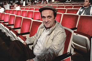 Bob Newhart - 39th Emmy Awards - rehearsal.