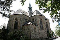 Bochum Stiepel - Kloster - St Marien ex 01 ies.jpg