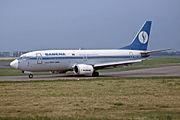 Boeing 737-329, OO-SDY, Sabena