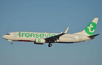 Transavia France - Transavia France Boeing 737-800