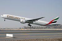 A6-EBB - B77W - Emirates