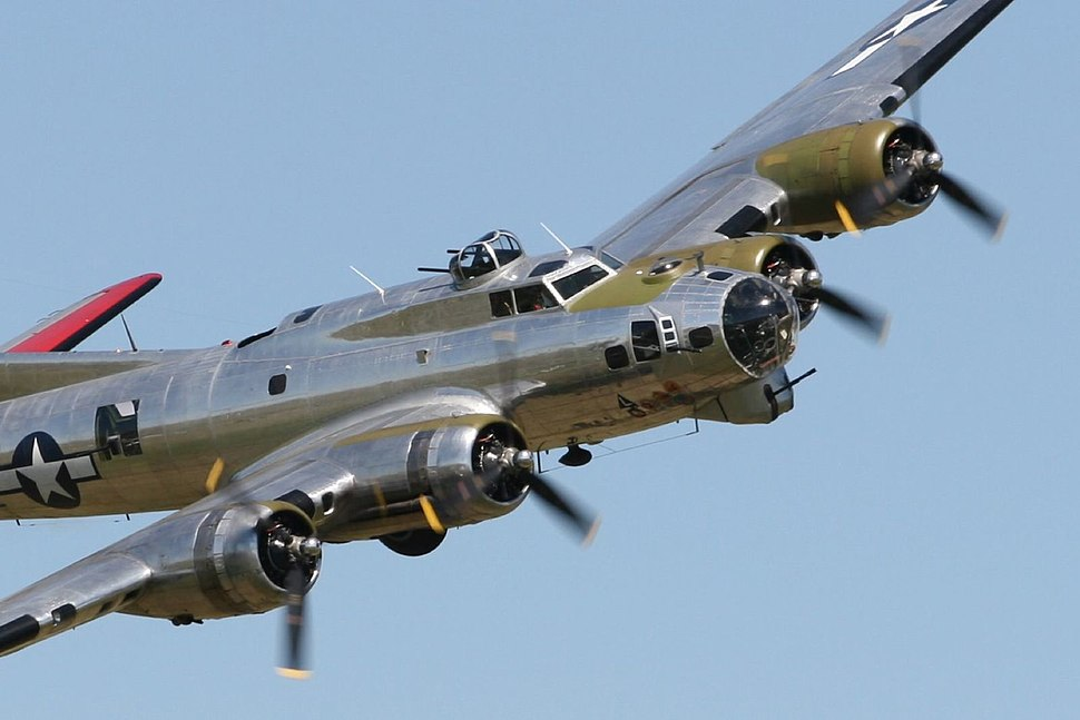 "Boeing B-17G Flying Fortress ""Yankee Lady"" (1313873195)"