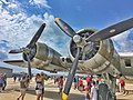 Boeing B-17 Flying Fortress Airplane at Wisconsin Air Show.jpg