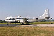 Boeing KC-97L Stratofreighter Zeppelinheim USAF