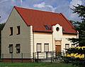 Bogatynia Kurzańska 2 Kościół NMP plebania.JPG