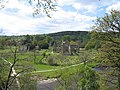 Bolton Abbey ruins from a height - geograph.org.uk - 121880.jpg