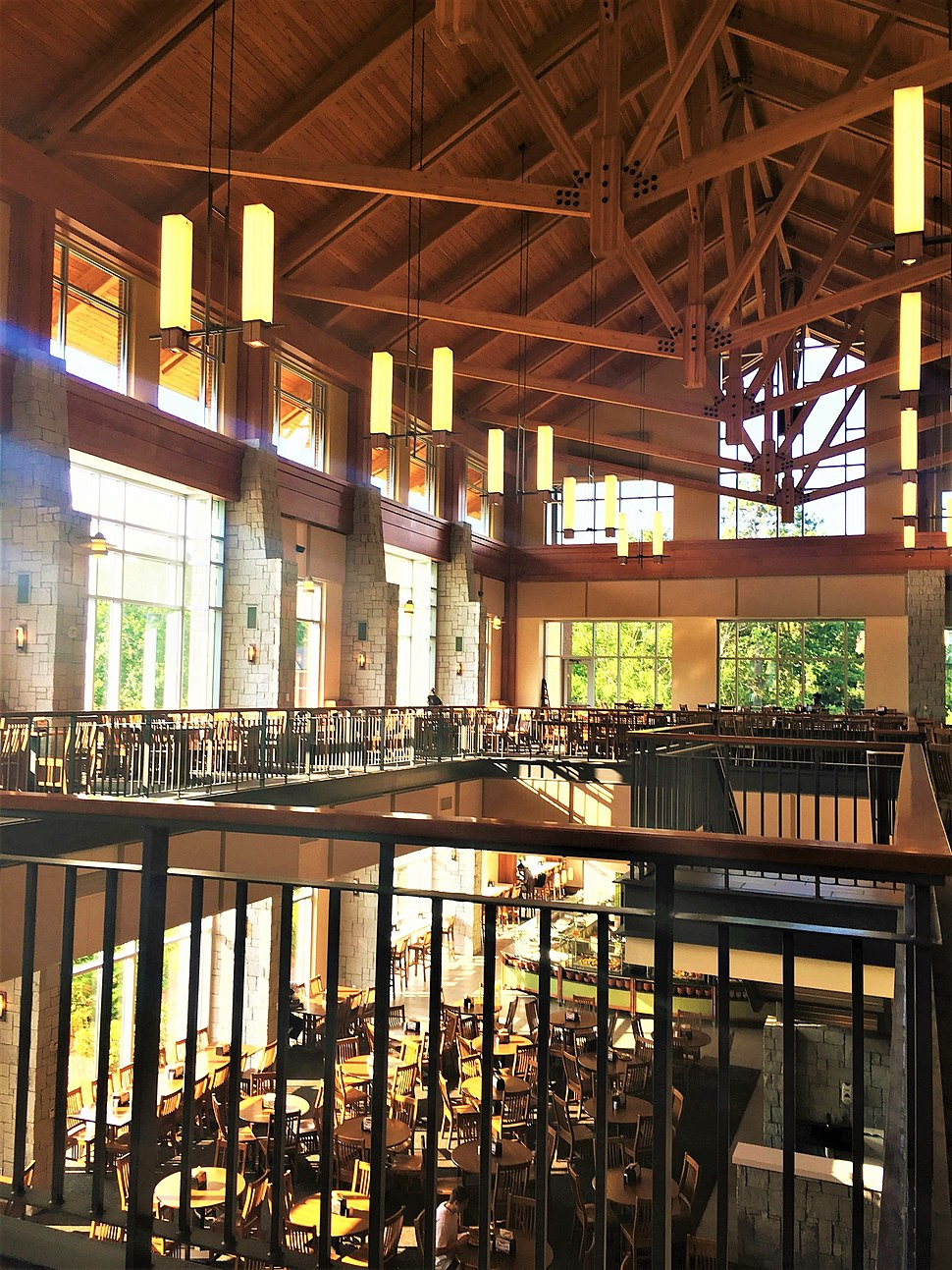 Bolton Dining Commons UGA