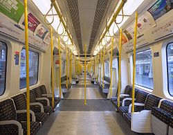 Bombardier S Stock Circle line Interior 3.jpg