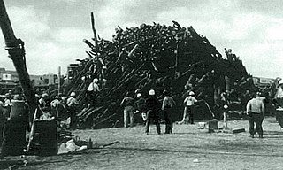 1999 Aggie Bonfire collapse Deadly University Accident