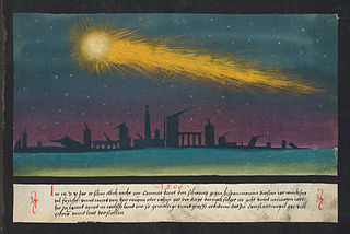 Observational history of comets