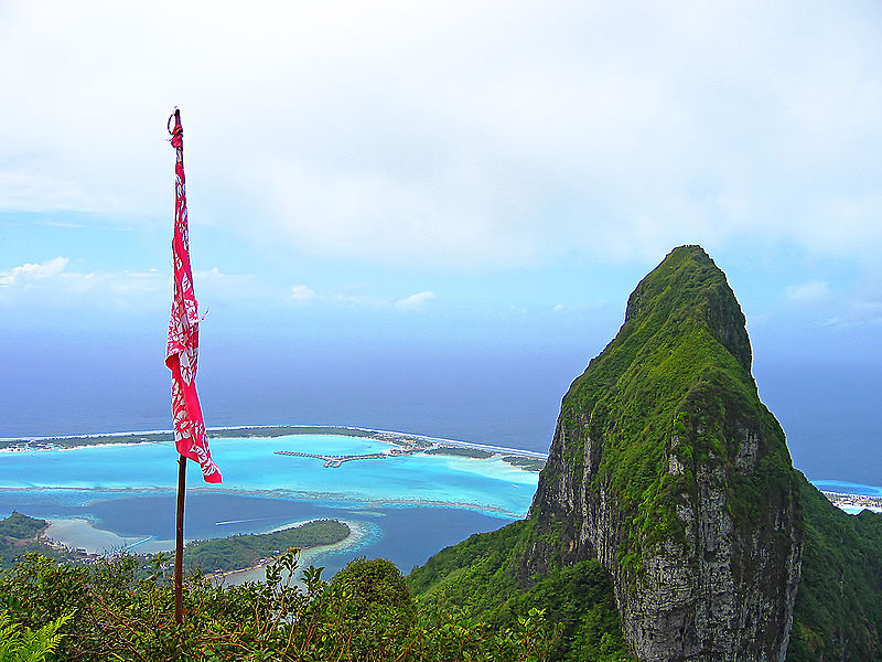 File:Bora Bora North-East view from Mt Pahia - French Polynesia.jpg