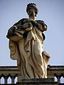 Bordeaux (33) Grand-Théâtre Statue du portique 04.JPG