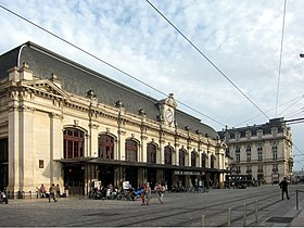 Image illustrative de l'article Gare de Bordeaux-Saint-Jean