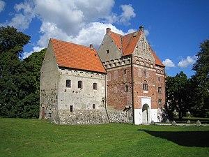 Borgeby Castle - Image: Borgeby 02