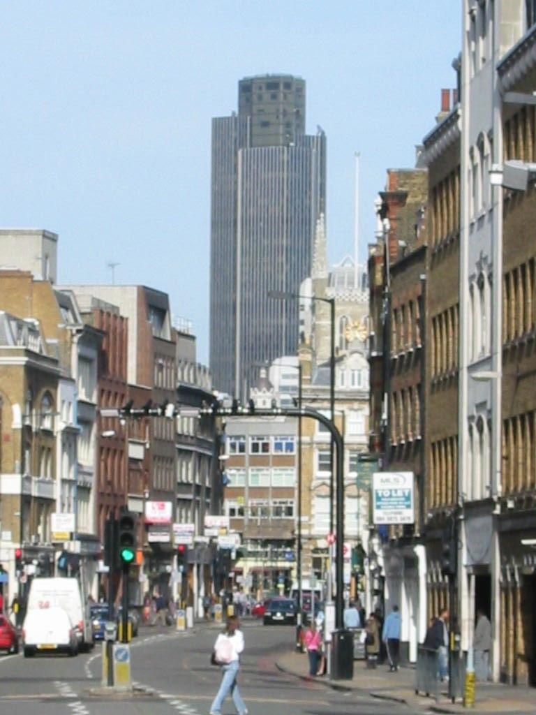 Borough high street southwark london