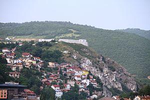 Bijela Tabija - Image: Bosnia IMG 9286 sarajevo Vratnik white fort