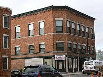 Collins Building (Boston, Massachusetts) - Image: Boston MA Collins Building