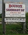 Bouton Iowa 20090607 Sign.JPG
