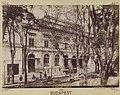 Bródy Sándor utca 8., a régi Képviselőház épülete (ma Olasz Kultúrintézet). - Budapest, Fortepan 82535.jpg