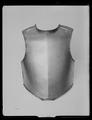 Bröstharnesk, karolinsk typ 1600-talets slut - Livrustkammaren - 36522.tif