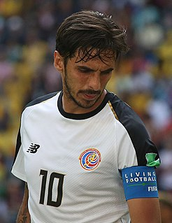 Costa Rican association football player