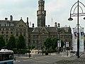 Bradford City Hall from St George's Hall - geograph.org.uk - 198048.jpg