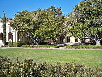 John Casper Branner - Branner Hall, a student residence on the Stanford University campus.