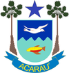 Official seal of Acaraú