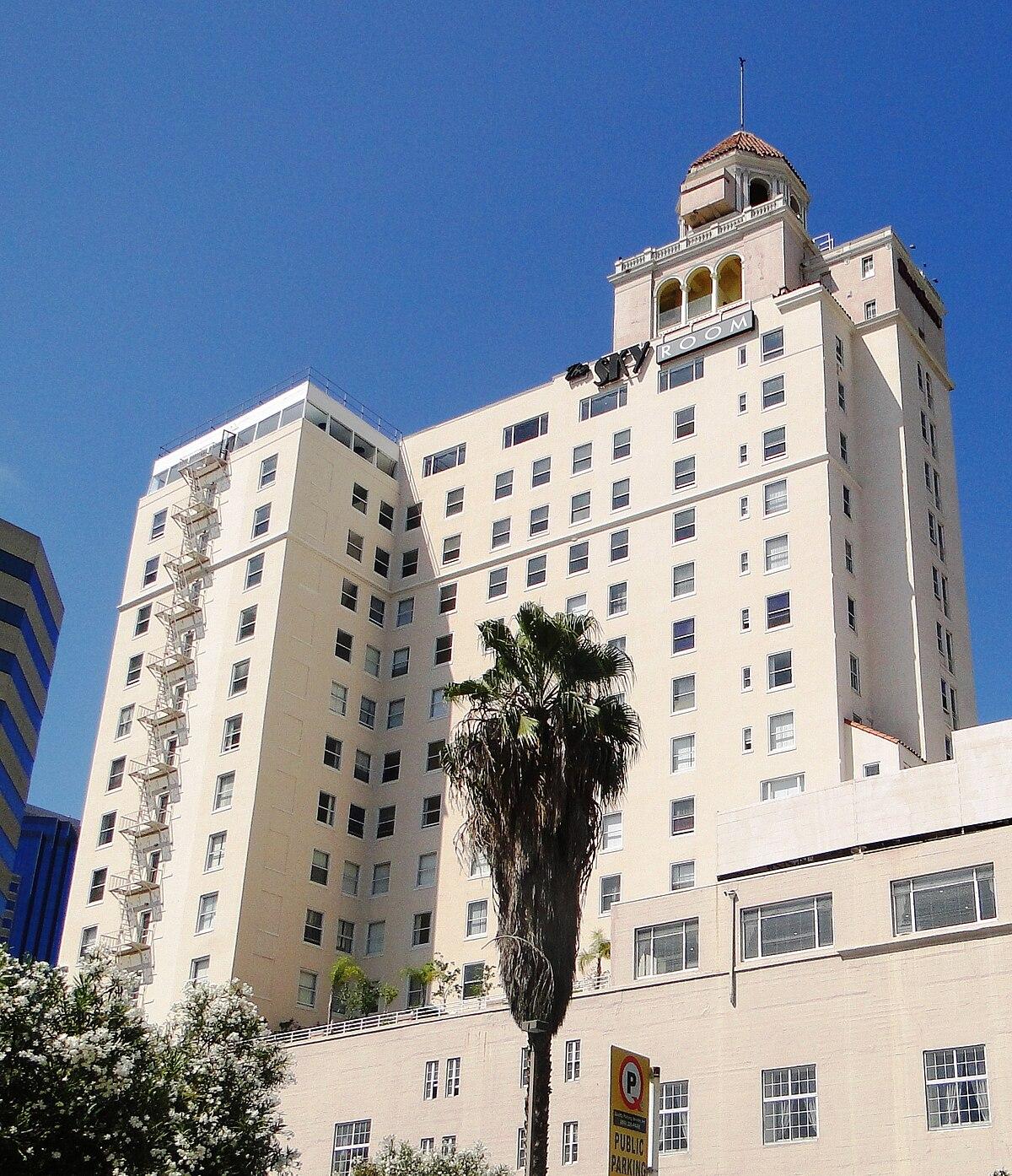 breakers hotel long beach california wikipedia. Black Bedroom Furniture Sets. Home Design Ideas