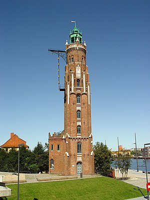 Bremerhaven lighthouse - Bremerhaven lighthouse