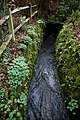 Brick lined culvert at Nuthurst, West Sussex, England 1.jpg