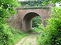 Bridge carrying the Bluebell Railway near Round Wood - geograph.org.uk - 1342367.jpg