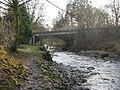 Bridges over the River Annan - geograph.org.uk - 1107253.jpg