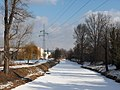 Brno, Zábrdovice, Svitava v zimě z mostu (01).jpg