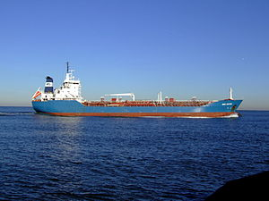 Bro Anton, Port of Rotterdam, Holland, 06JAN2009 pic5.JPG
