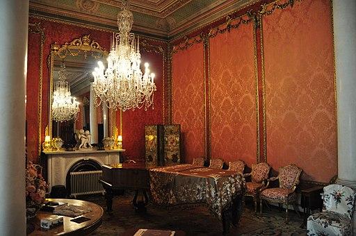 Brodsworth Hall interior (9253)