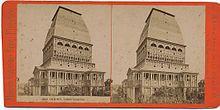 La Mole era stata inizialmente concepita come nuovo tempio israelitico